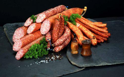 Смесь специй №7 (полукопчёные колбасы, Московская, Польская)
