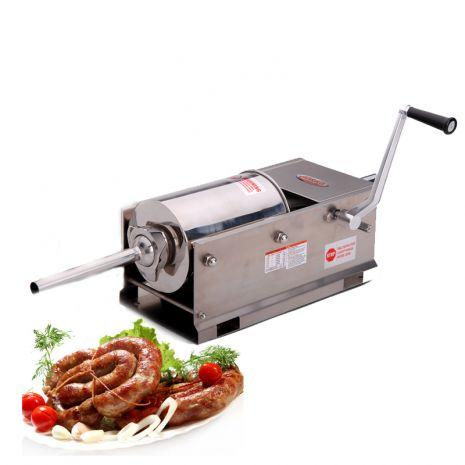 Профессиональный шприц колбасный горизонтальный 7 Л