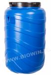 Бочка силоса - 240L синий