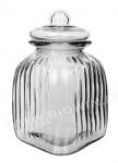 3,6-литровая банка с пластиковой прокладкой